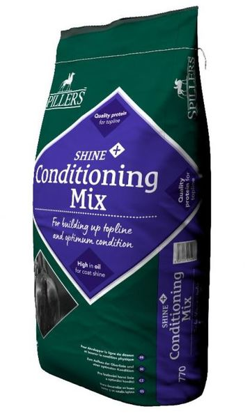 SPILLERS Shine+ Conditioning Mix